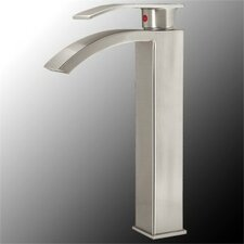 Single Handle Vessel Sink Faucet