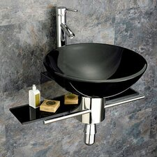 Vessel Sink Vanity Set