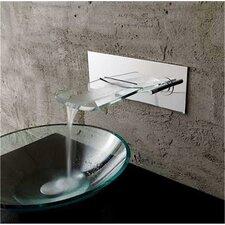 Bath Glass Waterfall Faucet