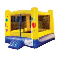 Kiddo Balloon Party Bounce House