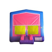 Princess Commercial Grade Inflatable Bouncy House