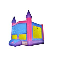 Princess Xreme Commercial Grade Inflatable Bouncy House and Slide Combo