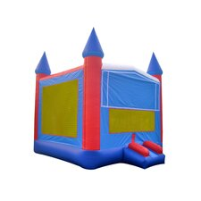 Patriot Mega Commercial Grade Inflatable Bouncy House and Slide Combo