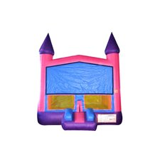 Princess Commercial Grade Inflatable Bouncy Castle