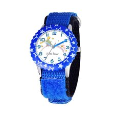 Kid's Time Teacher Stars Bezel Watch