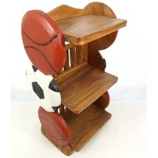 Football Bookcase