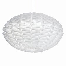 <strong>Nuevo</strong> Cerebro Pendant Lamp in White
