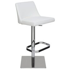 Rome Adjustable Height Bar Stool