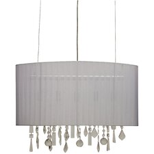 Bora Pendant Lamp in White