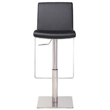 Lewis Adjustable Height Swivel Bar Stool