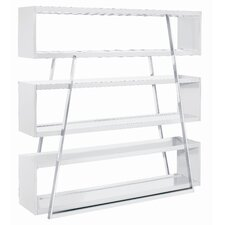 Kira Multimedia Shelving Storage Rack