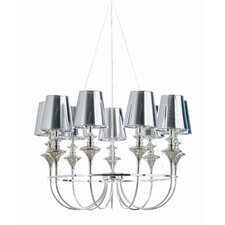 <strong>Nuevo</strong> Getty Pendant Lamp in Chrome