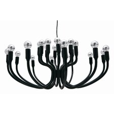 Adora Pendant Lamp in Black