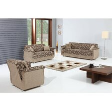 Chestnut Sleeper Living Room Collection