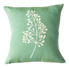<strong>Sustainable Threads</strong> Botanical Pillow