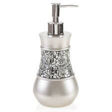 Brushed Nickel Lotion Dispenser