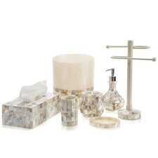 Milano 5 Piece Bathroom Accessory Set