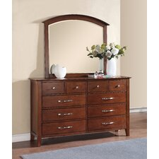 Midtown 10 Drawer Dresser