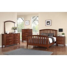 Midtown Slat Bedroom Collection