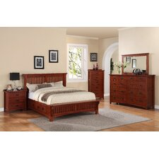 Mission Storage Slat Bedroom Collection