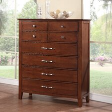 Midtown 8 Drawer Chest