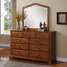 Essex 9 Drawer Mule Dresser