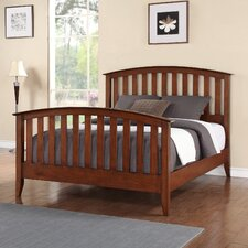 Midtown Slat Bed