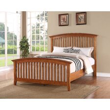 <strong>Michael Ashton Design</strong> Ashland Slat Bed