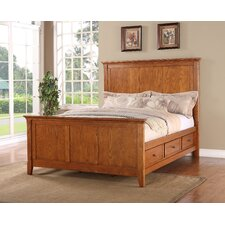 <strong>Michael Ashton Design</strong> Ashland Storage Panel Bed