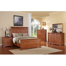 Oak Hill Panel Bedroom Collection