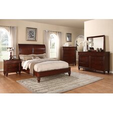 Cheshire Sleigh Bedroom Collection