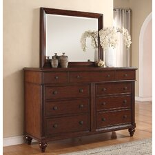 Cheshire 9 Drawer Dresser