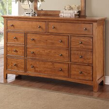 <strong>Michael Ashton Design</strong> Ashland 8 Drawer Dresser