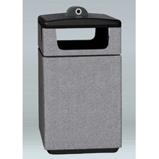 Boulevard Square Side Load Receptacle