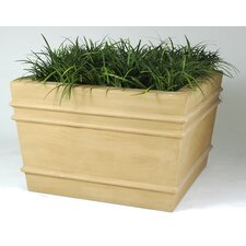 <strong>Allied Molded Products</strong> Pinecraft Rectangle Planter