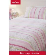 <strong>Coshee Ecosleep</strong> Annika 3 Piece Full Duvet Set