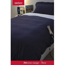 Ben 3 Piece Duvet Set