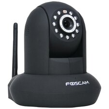 HD 720p Megapixel Pan and Tilt Wireless IP Camera