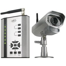 Digital Wireless DVR Security System