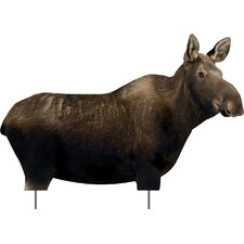 Cow Moose Phantom Decoy
