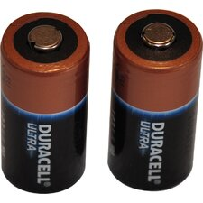 <strong>Altus Brands</strong> Lithium 123 Battery (Set of 2)