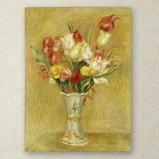 """Tulipes 1909"" Canvas Art"