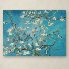 """Almond Branches In Bloom 1890"" Canvas Art"