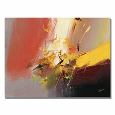 'Force of Nature II' by Tapia Painting Print on Canvas
