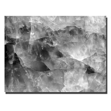 "<strong>Trademark Fine Art</strong> Quartz Abstract by Kurt Shaffer, Canvas Art - 24"" x 32"""