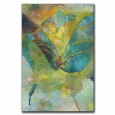 "<strong>Trademark Fine Art</strong> Butterflight by Rickey Lewis, Canvas Art - 24"" x 16"""