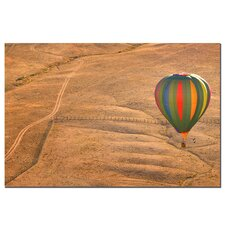 Lonesome Road Balloon by Aianaon Photographic Print on Canvas