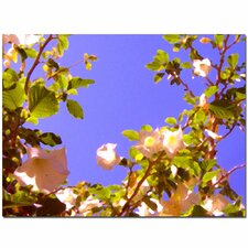 "<strong>Trademark Fine Art</strong> ""Flowering Tree II"" Canvas Art"