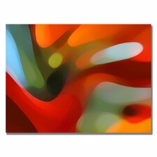 "<strong>Trademark Fine Art</strong> ""Tree Light"" Canvas Art"