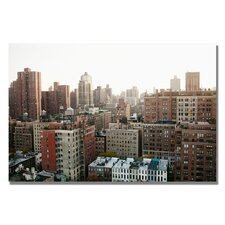 "<strong>Trademark Fine Art</strong> ""City"" Canvas Art"